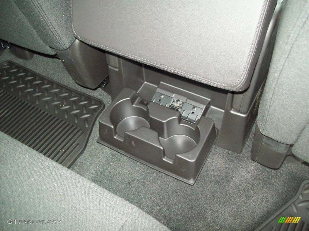 2011 Silverado 1500 LT Crew Cab 4x4 - Imperial Blue Metallic / Ebony photo #27