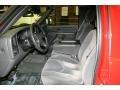 2006 Victory Red Chevrolet Silverado 1500 LS Crew Cab  photo #4