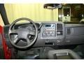 2006 Victory Red Chevrolet Silverado 1500 LS Crew Cab  photo #6