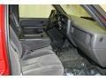 2006 Victory Red Chevrolet Silverado 1500 LS Crew Cab  photo #16