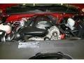 2006 Victory Red Chevrolet Silverado 1500 LS Crew Cab  photo #17