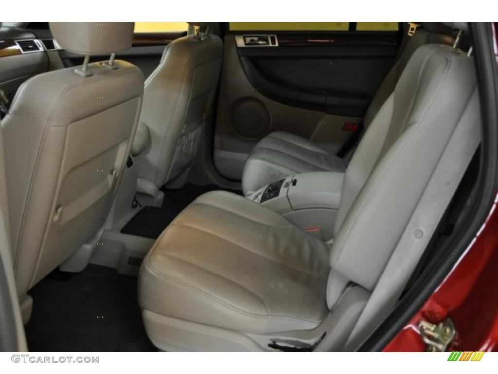 2006 Chrysler Pacifica Touring Awd Interior Photo 45211657