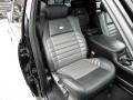 2002 F150 Harley-Davidson SuperCrew Black/Grey Interior