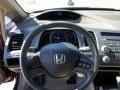 Ivory Steering Wheel Photo for 2007 Honda Civic #45231825