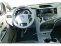 Dark Charcoal Controls Photo for 2011 Toyota Sienna #45239742