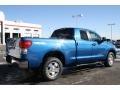 2008 Blue Streak Metallic Toyota Tundra SR5 TRD Double Cab 4x4  photo #2