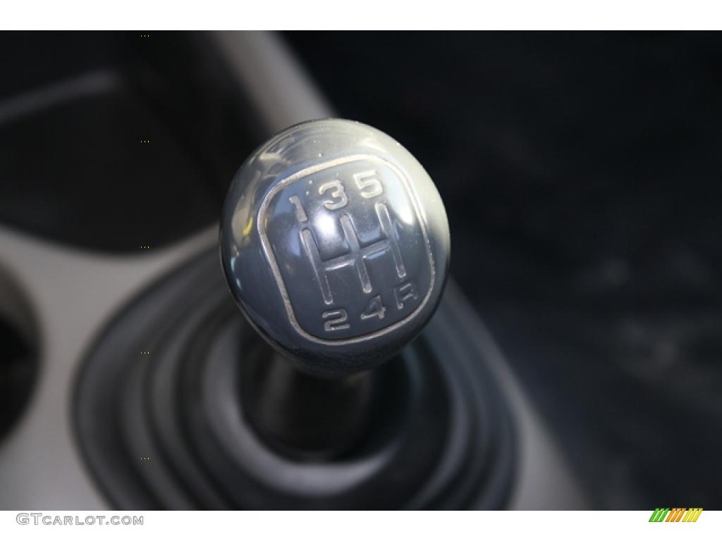 1998 GMC Sonoma SL Regular Cab 5 Speed Manual Transmission Photo #45245150