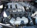 3.0 Liter SOHC 12-Valve V6 1995 Mercury Villager GS Engine