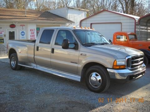 1999 Ford F350 Super Duty Lariat Crew Cab Dually Data, Info and Specs