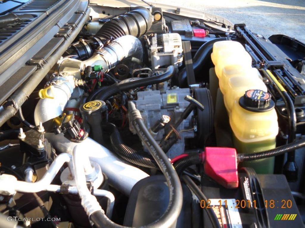 1999 Ford F350 Super Duty Lariat Crew Cab Dually 7 3 Liter