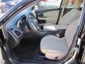 2011 200 Limited Black/Light Frost Beige Interior