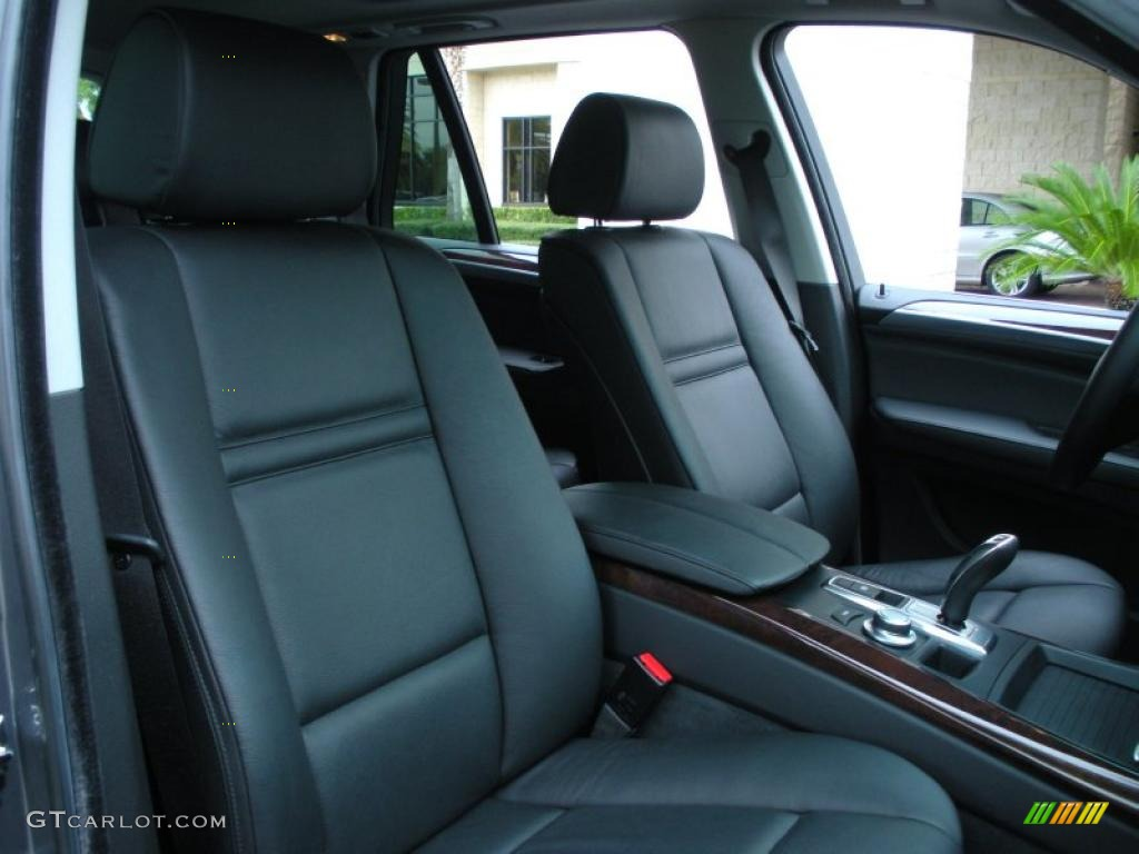 Black Interior 2007 Bmw X5 4 8i Photo 45259455 Gtcarlot Com