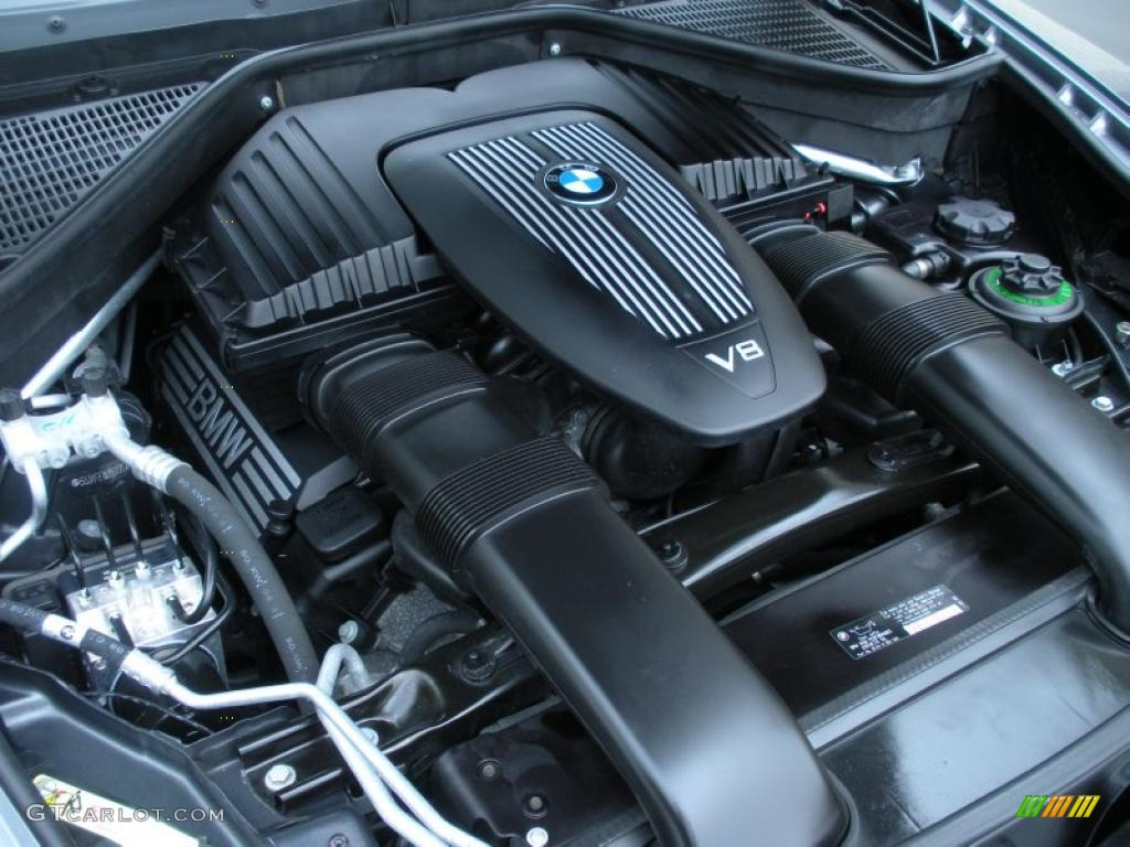 2007 bmw x5 engine diagram 2007 bmw x5 4.8i 4.8 liter dohc 32-valve vvt v8 engine ...