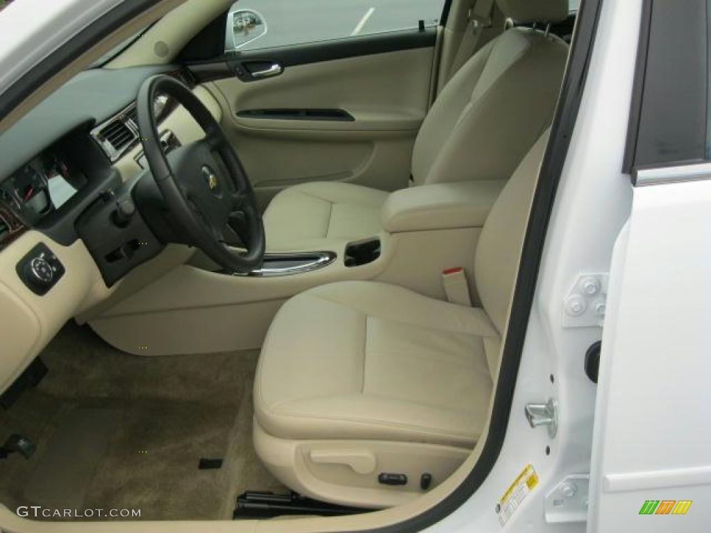 2011 Chevrolet Impala Ltz Interior Photo 45263959