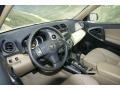Sand Beige Interior Photo for 2011 Toyota RAV4 #45270448