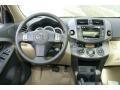Sand Beige Dashboard Photo for 2011 Toyota RAV4 #45270504