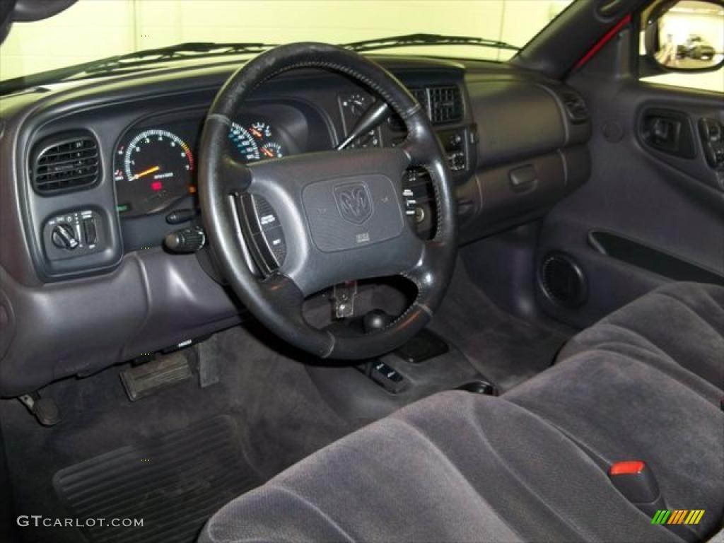 on 1999 Dodge Dakota Sport 4x4