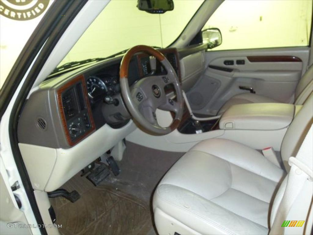 Shale interior 2004 cadillac escalade ext awd photo 45279333