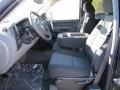 2011 Imperial Blue Metallic Chevrolet Silverado 1500 LS Extended Cab  photo #9