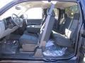 2011 Imperial Blue Metallic Chevrolet Silverado 1500 LS Extended Cab  photo #10