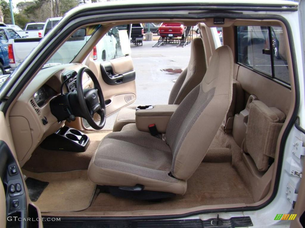 Medium prairie tan interior 2002 ford ranger xlt supercab photo 45289563 gtcarlot com