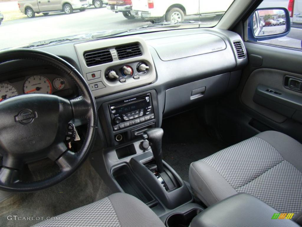 2001 Nissan Frontier Se V6 Crew Cab Interior Photo 45289848