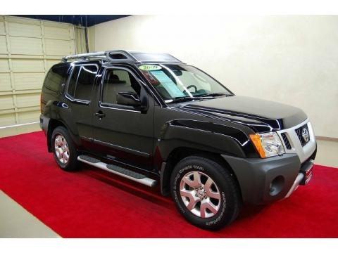 2009 nissan xterra se data info and specs. Black Bedroom Furniture Sets. Home Design Ideas