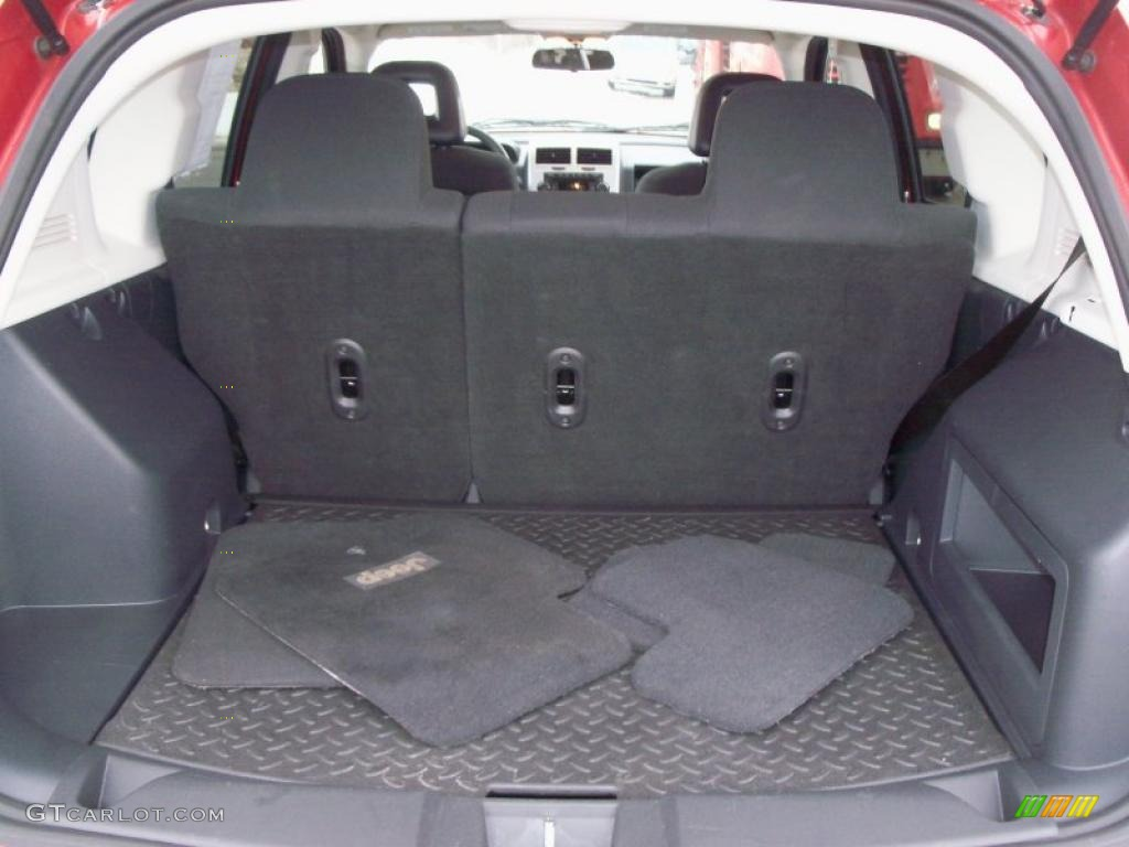 2008 jeep compass sport trunk photo 45293997. Black Bedroom Furniture Sets. Home Design Ideas