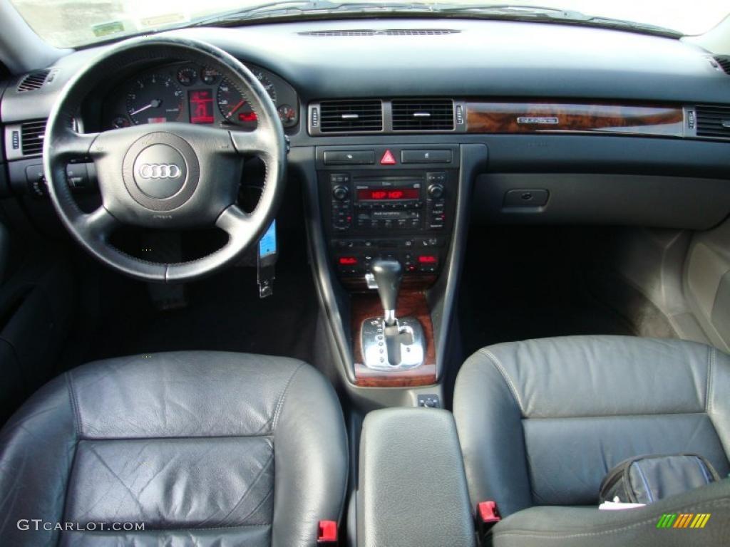 Audi A Quattro Sedan Tungsten Grey Dashboard Photo - Audi a6 quattro 2001