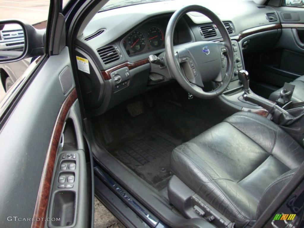 Volvo S80 2003 2003 Volvo S80 t6 Interior