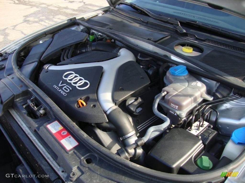Engine For Audi A6 1996 Diagram 2004 2 7t 2002 27t Quattro Sedan 27 Liter Twin