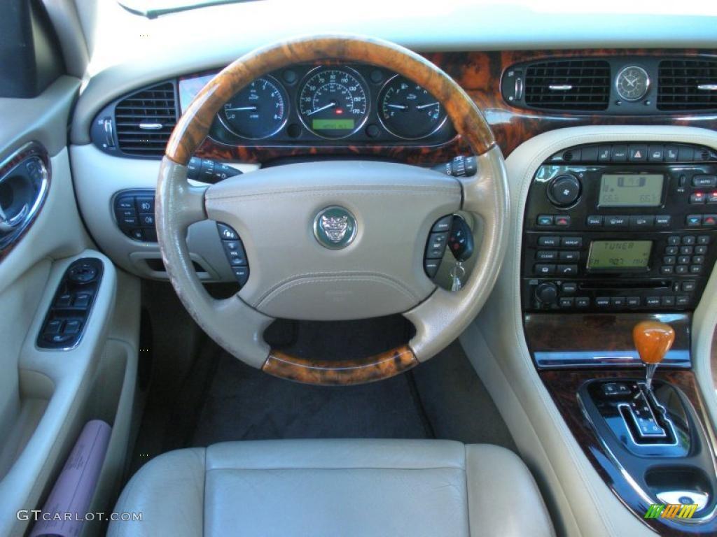 2004 Jaguar XJ XJ8 Interior Photo #45312463