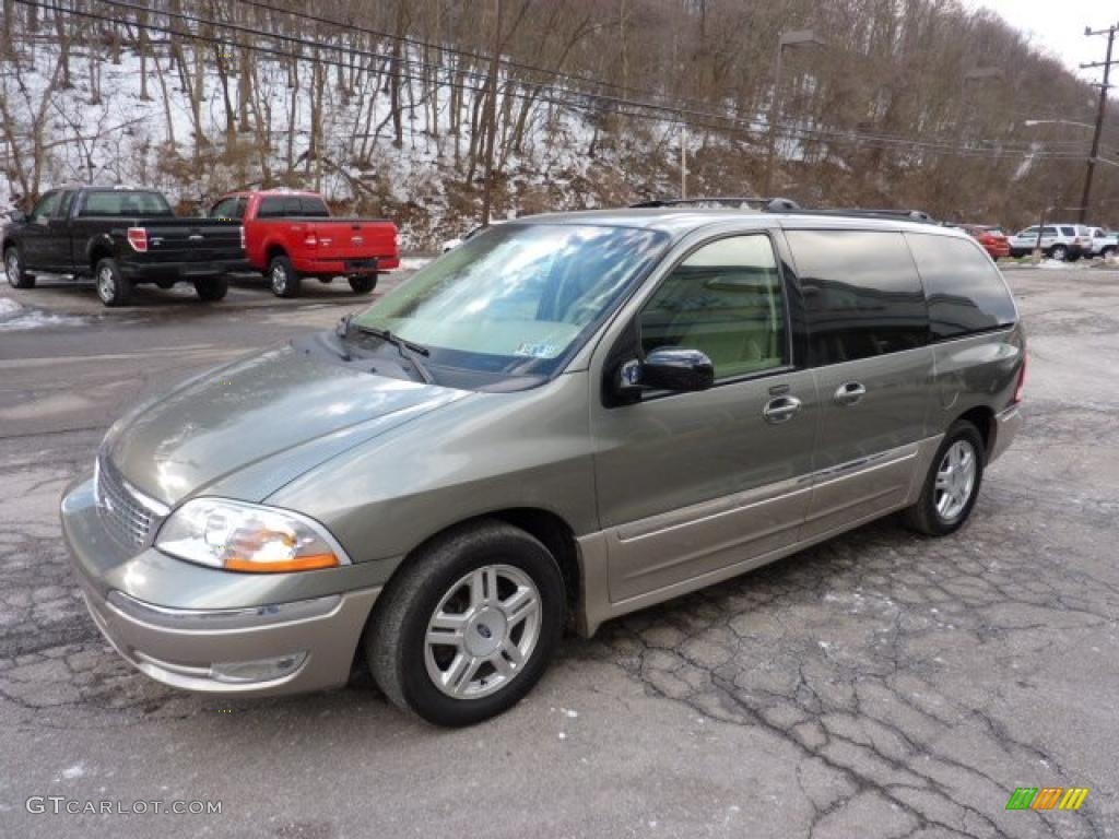 2003 Ford Windstar : Ford windstar paint codes