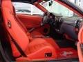 Rosso 2007 Ferrari F430 Interiors