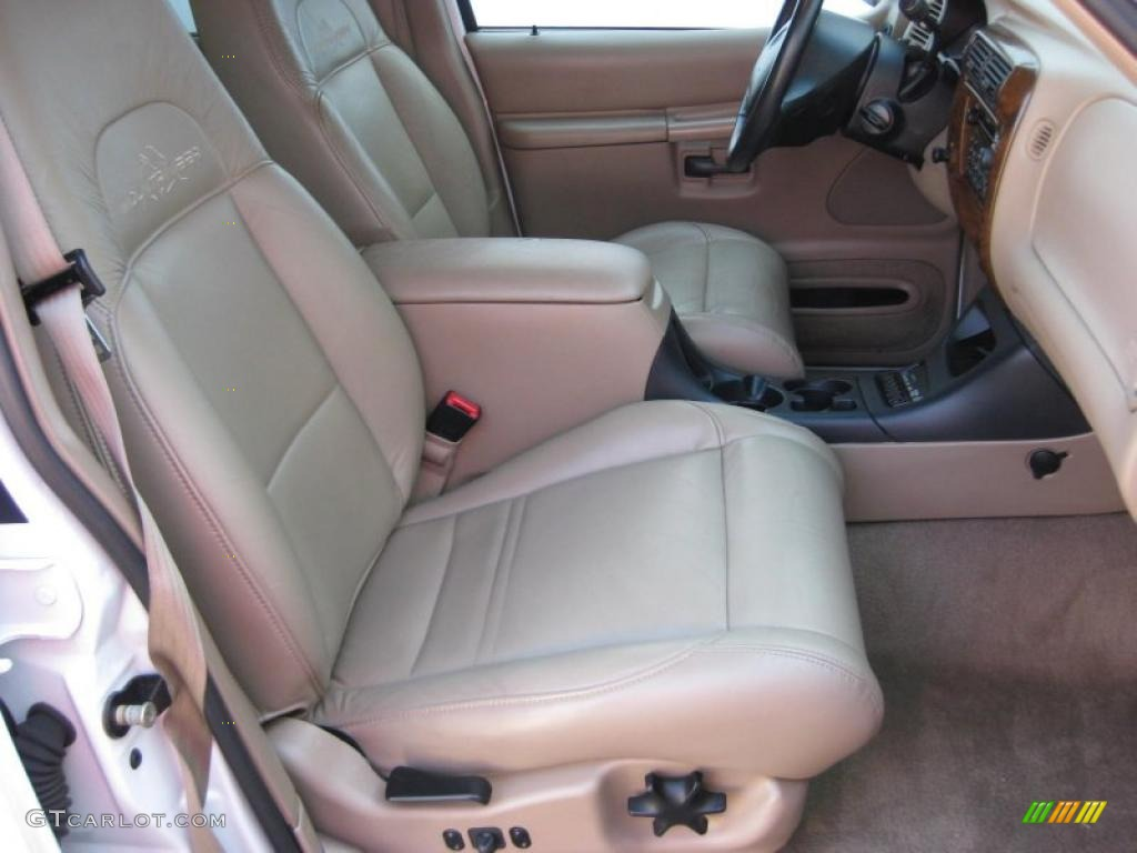 2000 Mercury Mountaineer V8 Awd Interior Photo 45323552