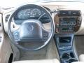 Dashboard of 2000 Mountaineer V8 AWD