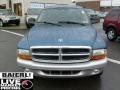 2002 Atlantic Blue Pearl Dodge Dakota SLT Club Cab  photo #2