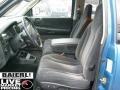 2002 Atlantic Blue Pearl Dodge Dakota SLT Club Cab  photo #9