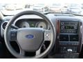 2010 Ford Explorer Black Interior Dashboard Photo