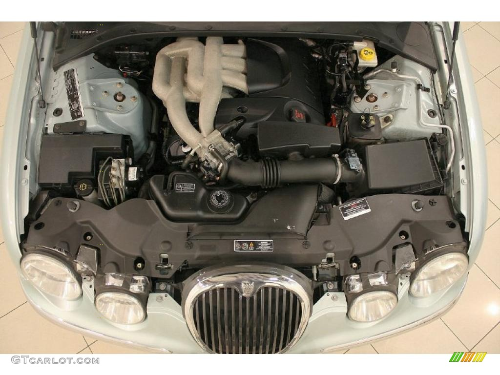 2004 jaguar s type 3 0 3 0 liter dohc 24 valve v6 engine photo rh gtcarlot  com 2004 jaguar s type engine 2004 jaguar x type engine
