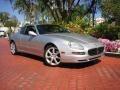 Grigio Touring Metallic (Silver) 2006 Maserati Coupe Cambiocorsa