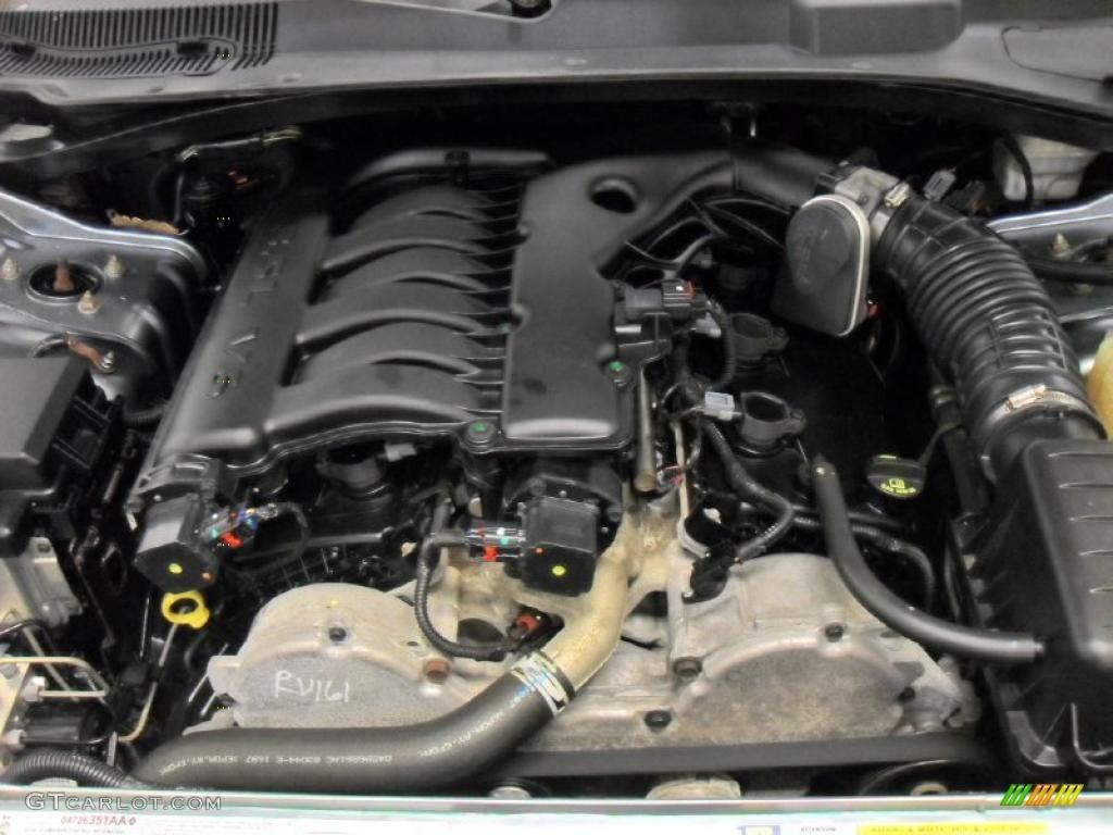 2007 Chrysler 300 Touring 3 5l Sohc 24v V6 Engine Photo