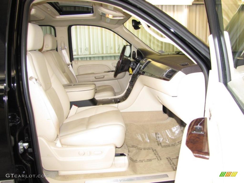 Cocoa Light Cashmere Interior 2008 Cadillac Escalade Esv Photo 45367635