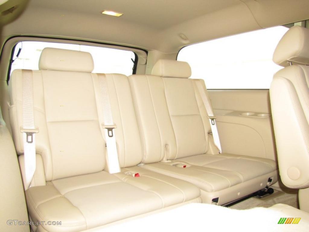 2008 Cadillac Escalade Esv Interior Photo 45367679