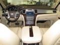 Cocoa/Light Cashmere Dashboard Photo for 2008 Cadillac Escalade #45367687