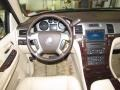 Cocoa/Light Cashmere Dashboard Photo for 2008 Cadillac Escalade #45367691