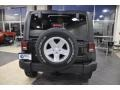 2011 Natural Green Pearl Jeep Wrangler Sport S 4x4  photo #6