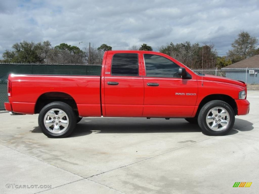 flame red 2002 dodge ram 1500 sport quad cab 4x4 exterior photo 45373216. Black Bedroom Furniture Sets. Home Design Ideas