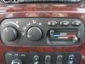 Dark Slate Gray Controls Photo for 2002 Dodge Ram 1500 #45373865