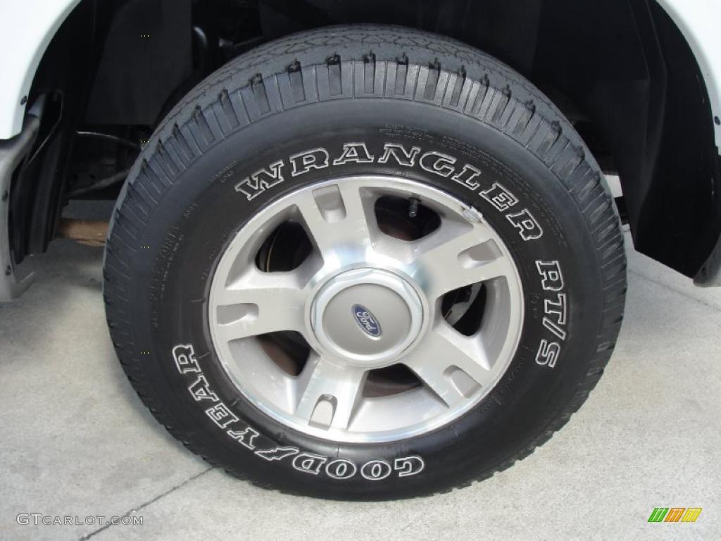 2003 Ford Explorer Sport Trac Xlt Wheel Photo 45374521